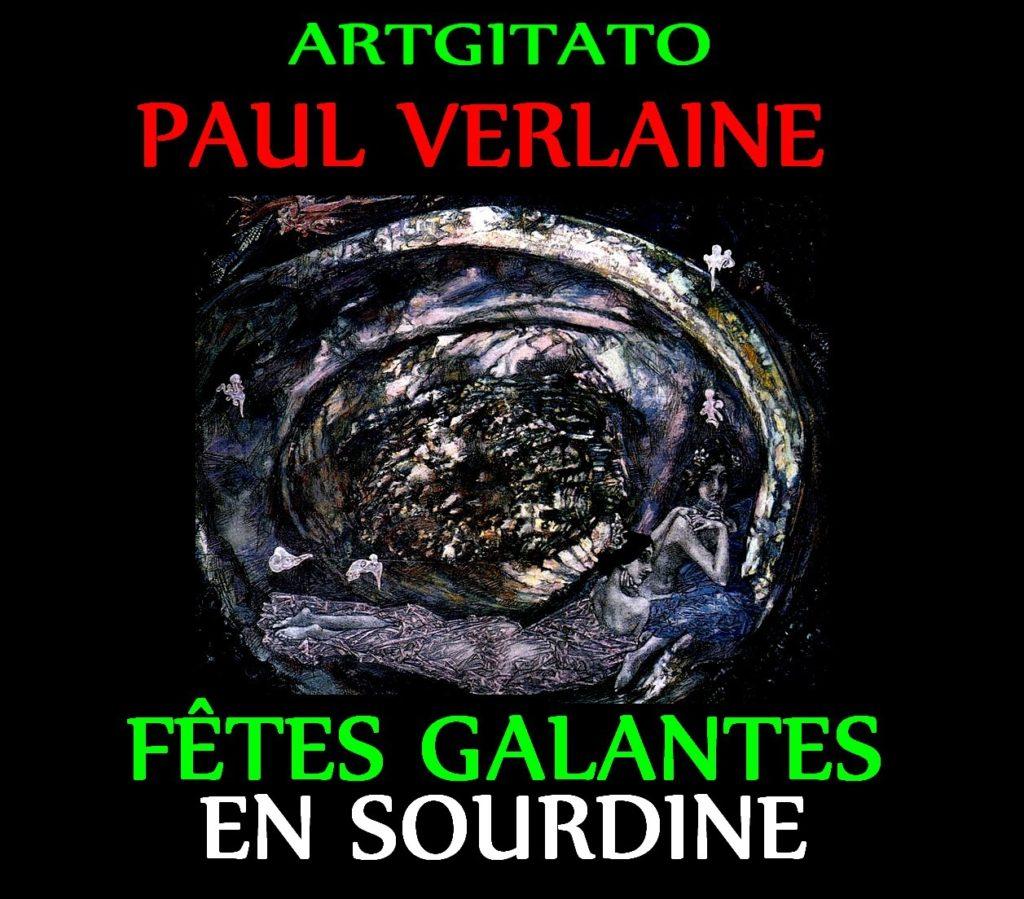 En sourdine Paul Verlaine Fêtes Galantes Mickail Vroubel Huître Perlière 1904