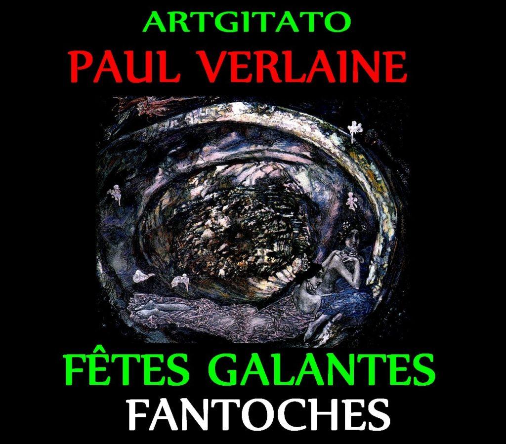 Fantoches Paul Verlaine Fêtes Galantes Mickail Vroubel Huître Perlière 1904