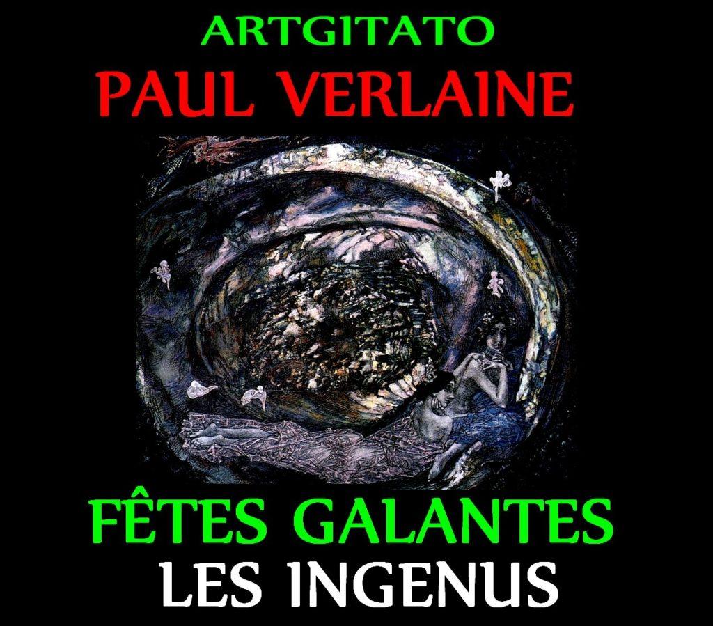 Les Ingénus Paul Verlaine Fêtes Galantes Mickail Vroubel Huître Perlière 1904
