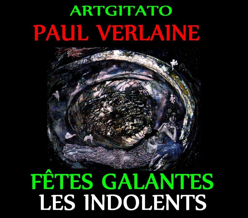 Les indolents Paul Verlaine Fêtes Galantes Mickail Vroubel Huître Perlière 1904