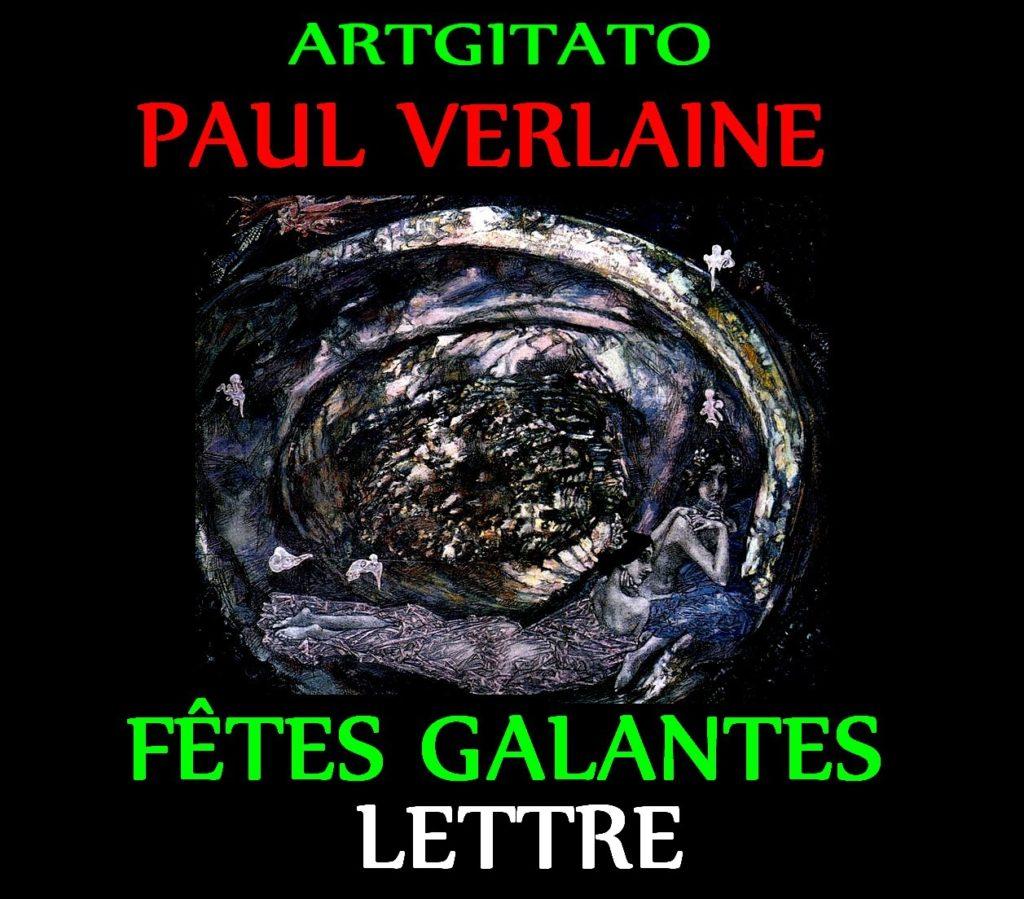 Lettre Paul Verlaine Fêtes Galantes Mickail Vroubel Huître Perlière 1904