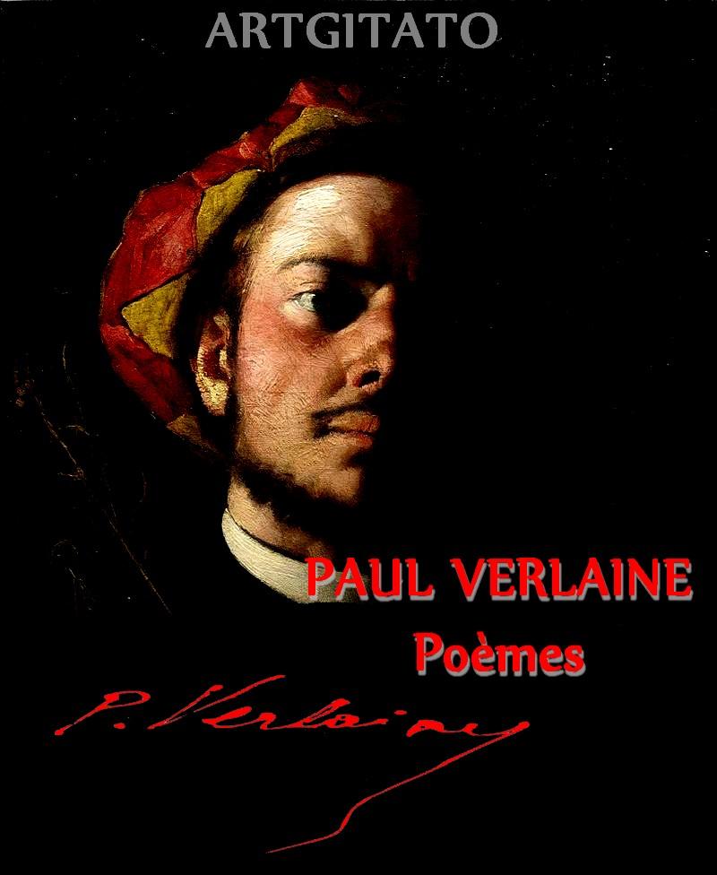 Oeuvre de Paul Verlaine Artgitato Frédéric_Bazille_-_Portrait_de_Paul_Verlaine_comme_une_Troubadour