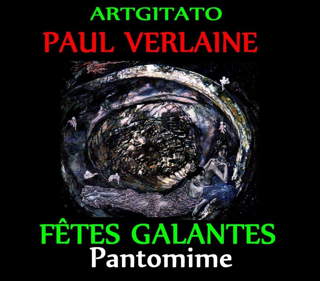 Pantomime Fêtes Galantes Paul Verlaine Mickail Vroubel Huître Perlière 1904