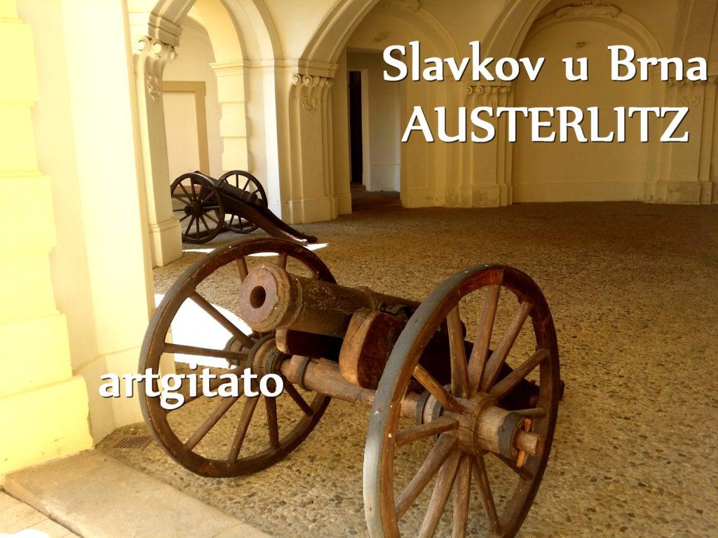 Slavkov u Brna Austerlitz Tchéquie République Tchèque Artgitato Zamek Le Château (10)