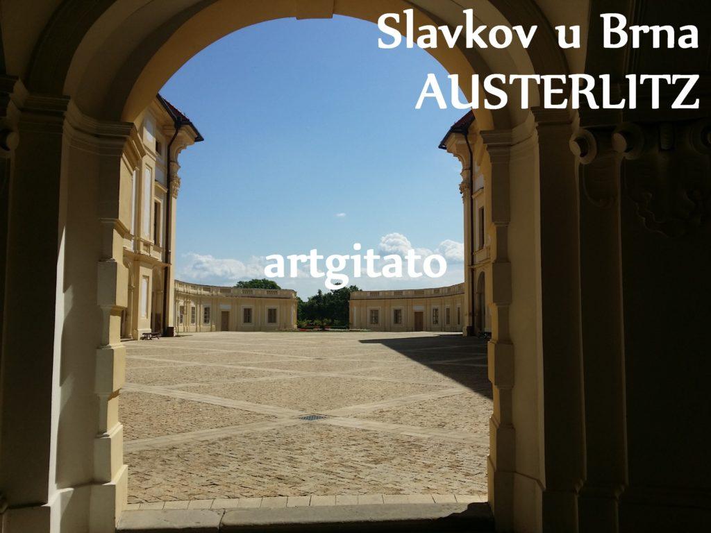Slavkov u Brna Austerlitz Tchéquie République Tchèque Artgitato Zamek Le Château (11)