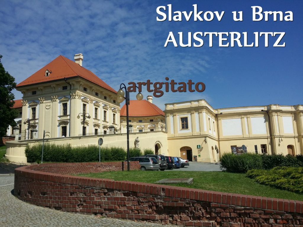 Slavkov u Brna Austerlitz Tchéquie République Tchèque Artgitato Zamek Le Château (2)