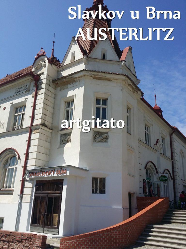 Slavkov u Brna Austerlitz Tchéquie République Tchèque Artgitato Zamek Le Château (3)
