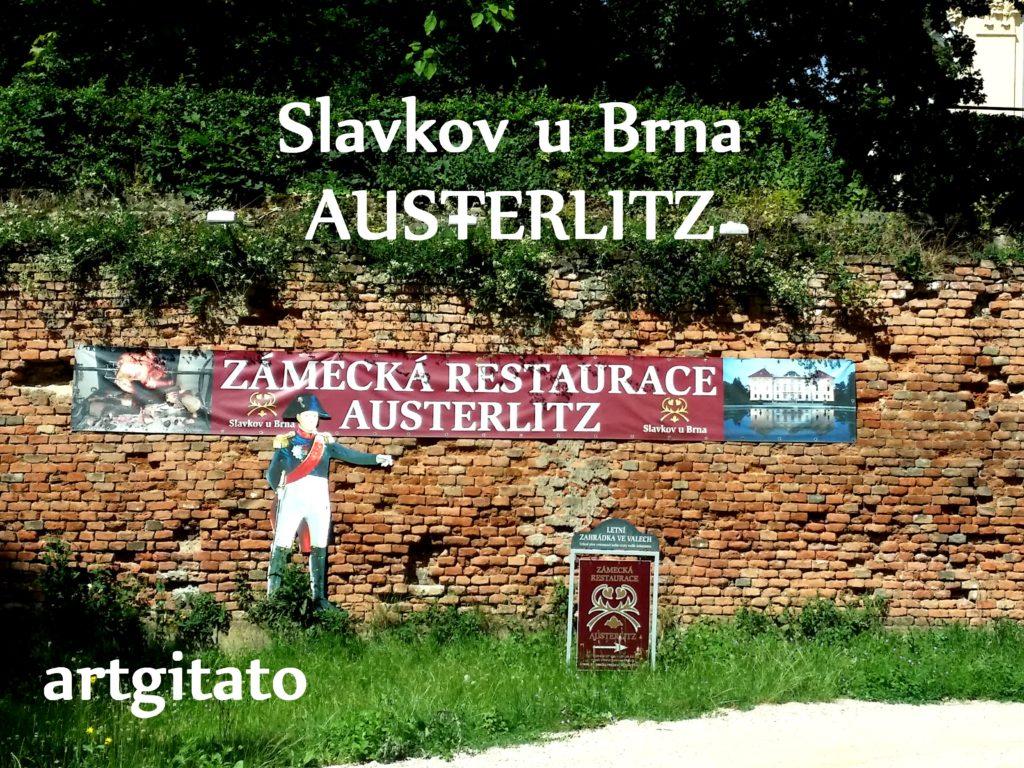 Slavkov u Brna Austerlitz Tchéquie République Tchèque Artgitato Zamek Le Château (5)