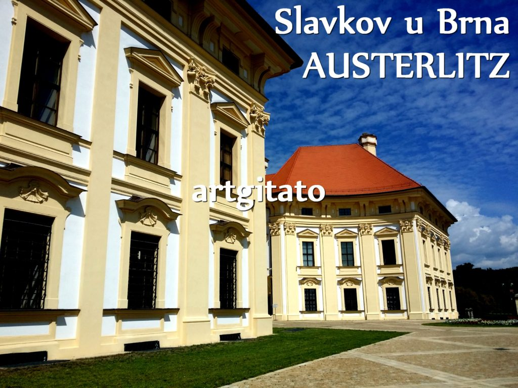 Slavkov u Brna Austerlitz Tchéquie République Tchèque Artgitato Zamek Le Château (6)