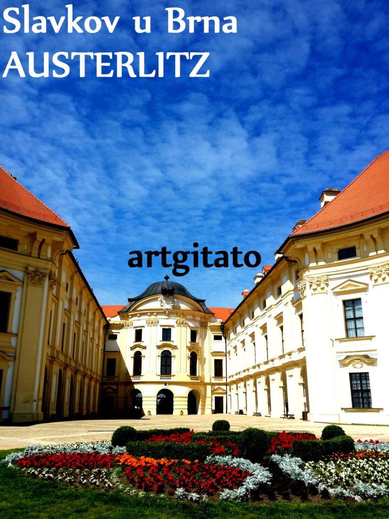 Slavkov u Brna Austerlitz Tchéquie République Tchèque Artgitato Zamek Le Château (7)