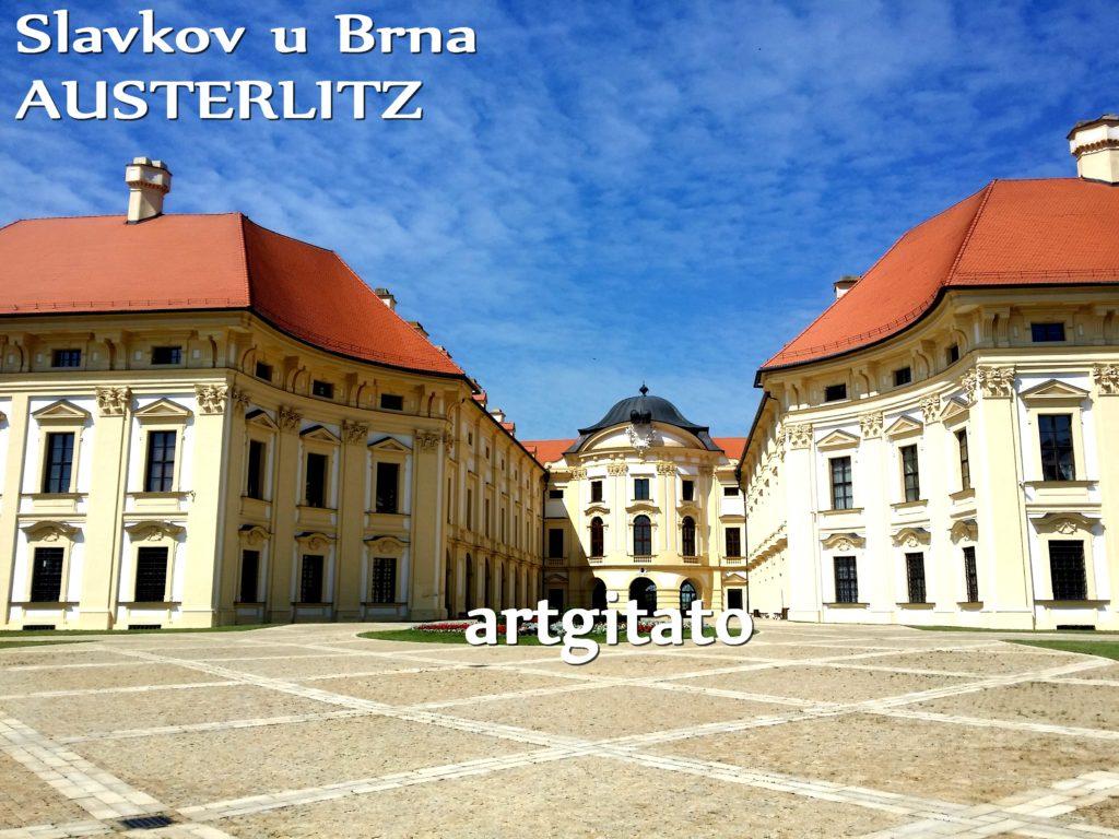Slavkov u Brna Austerlitz Tchéquie République Tchèque Artgitato Zamek Le Château (8)