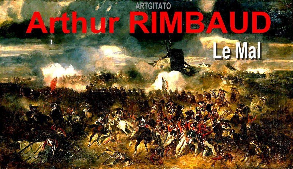 Le Mal Arthur Rimbaud La Bataille de Waterloo Clément-Auguste Andrieux