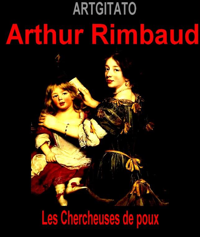 Les Chercheuses de poux Arthur Rimbaud Artgitato charles Lefèbvre 1670