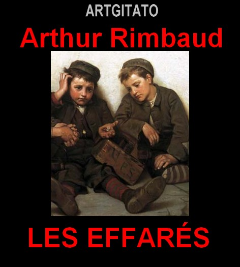 Les effarés Arthur Rimbaud Artgitato John George Brown Coming up Short 1884
