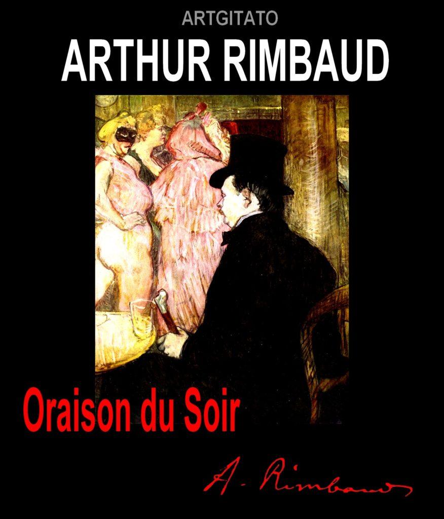Oraison du soir Arthur Rimbaud Maxime Dethomas au Bal de l'Opéra Toulouse Lautrec