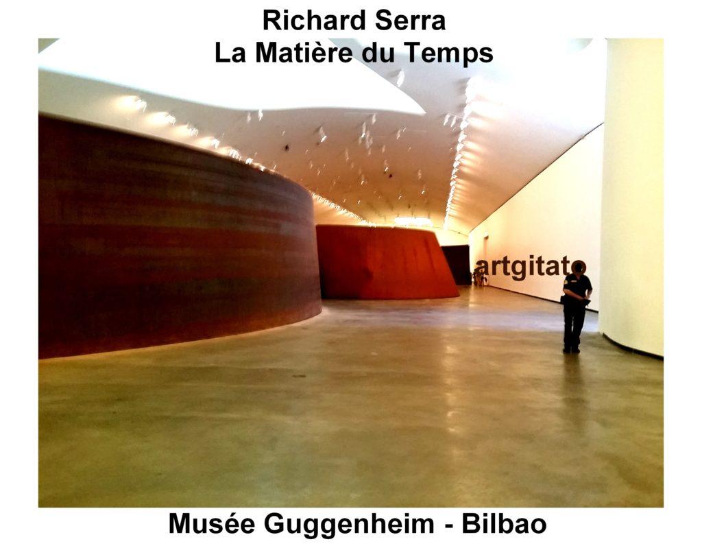 richard-serra-la-matiere-du-temps-musee-guggenheim-bilbao-espagne-artgitato