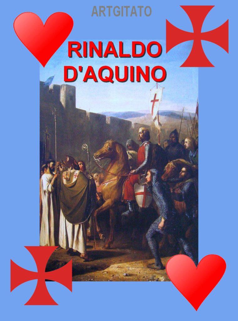Rinaldo Aquino Artgitato J Robert-fleury Baudouin s'empare de la ville d'Édesse 1098