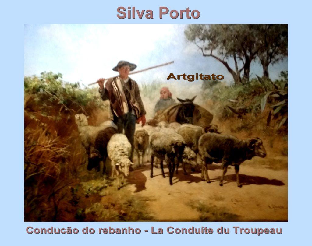 silva-porto-conducao-do-rebanho-la-conduite-du-troupeau-artgitato