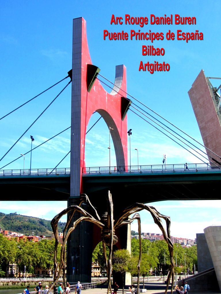arc-rouge-arcos-rojos-arku-gorriak-daniel-buren-puente-principes-de-espana-bilbao-artgitato-espagne-8