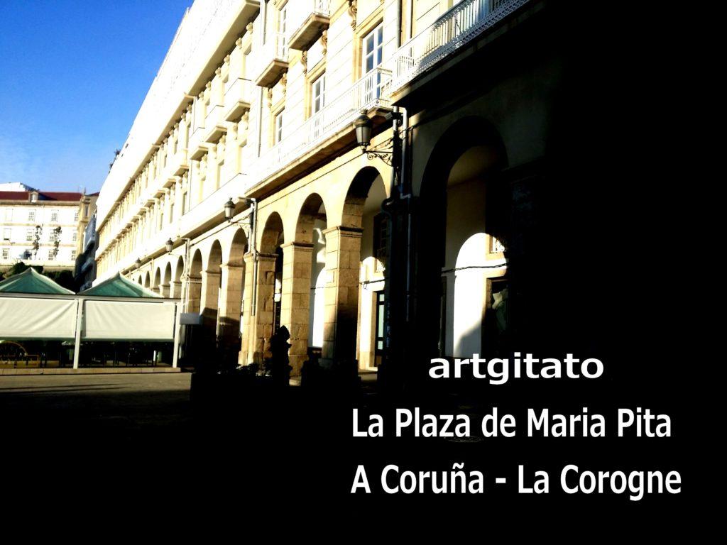 la-plaza-de-maria-pita-a-coruna-la-corogne-artgitato-1