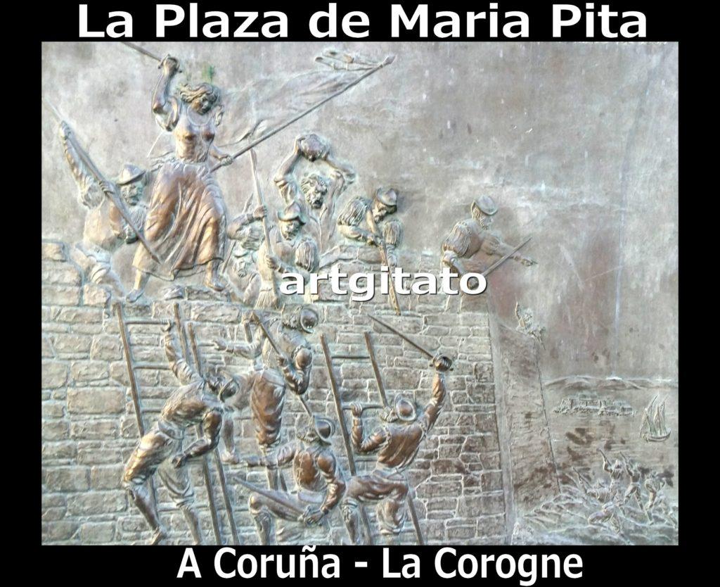la-plaza-de-maria-pita-a-coruna-la-corogne-artgitato-4