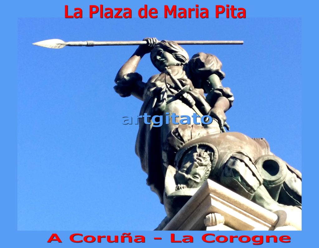 la-plaza-de-maria-pita-a-coruna-la-corogne-artgitato-8