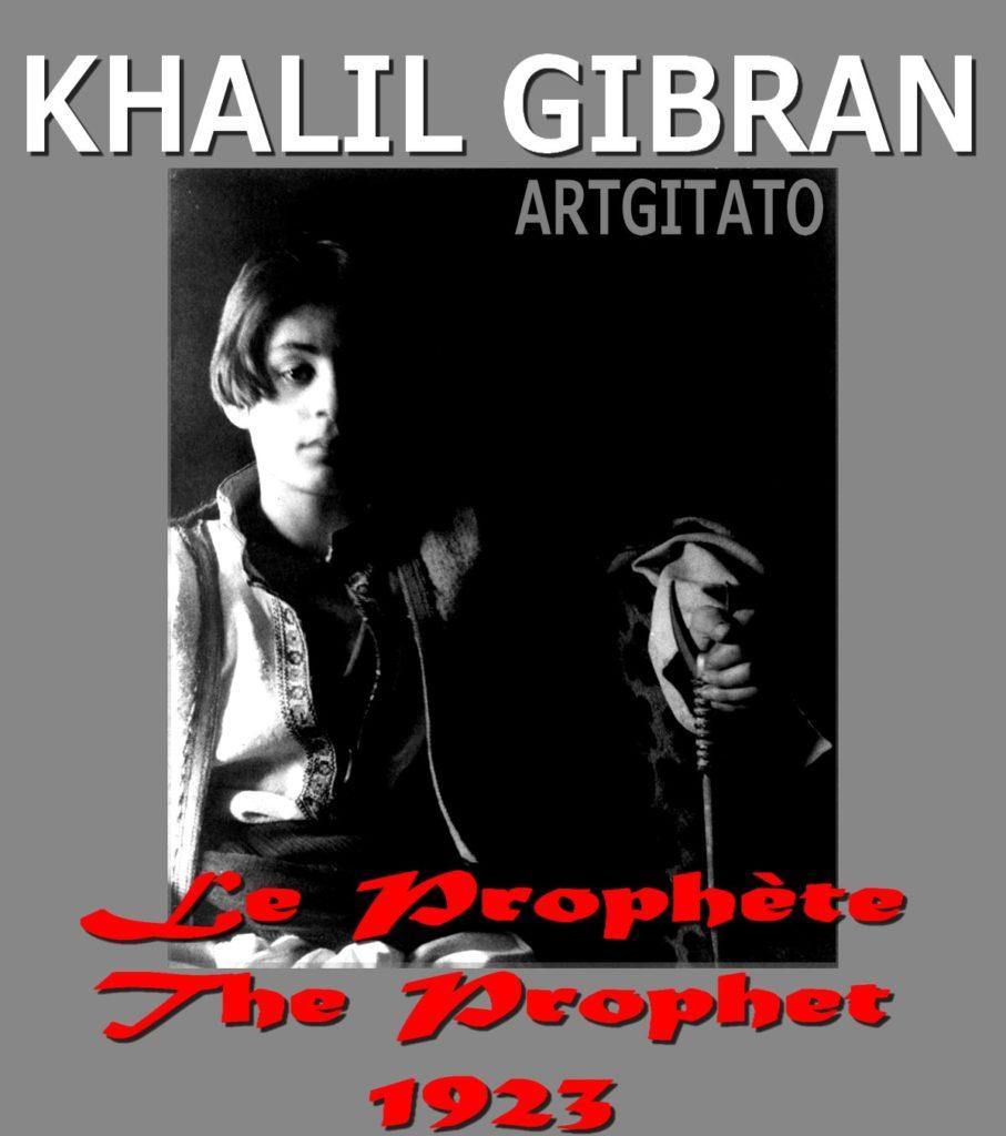 Le Prophete Iii The Prophet Khalil Gibran Iii Marriage
