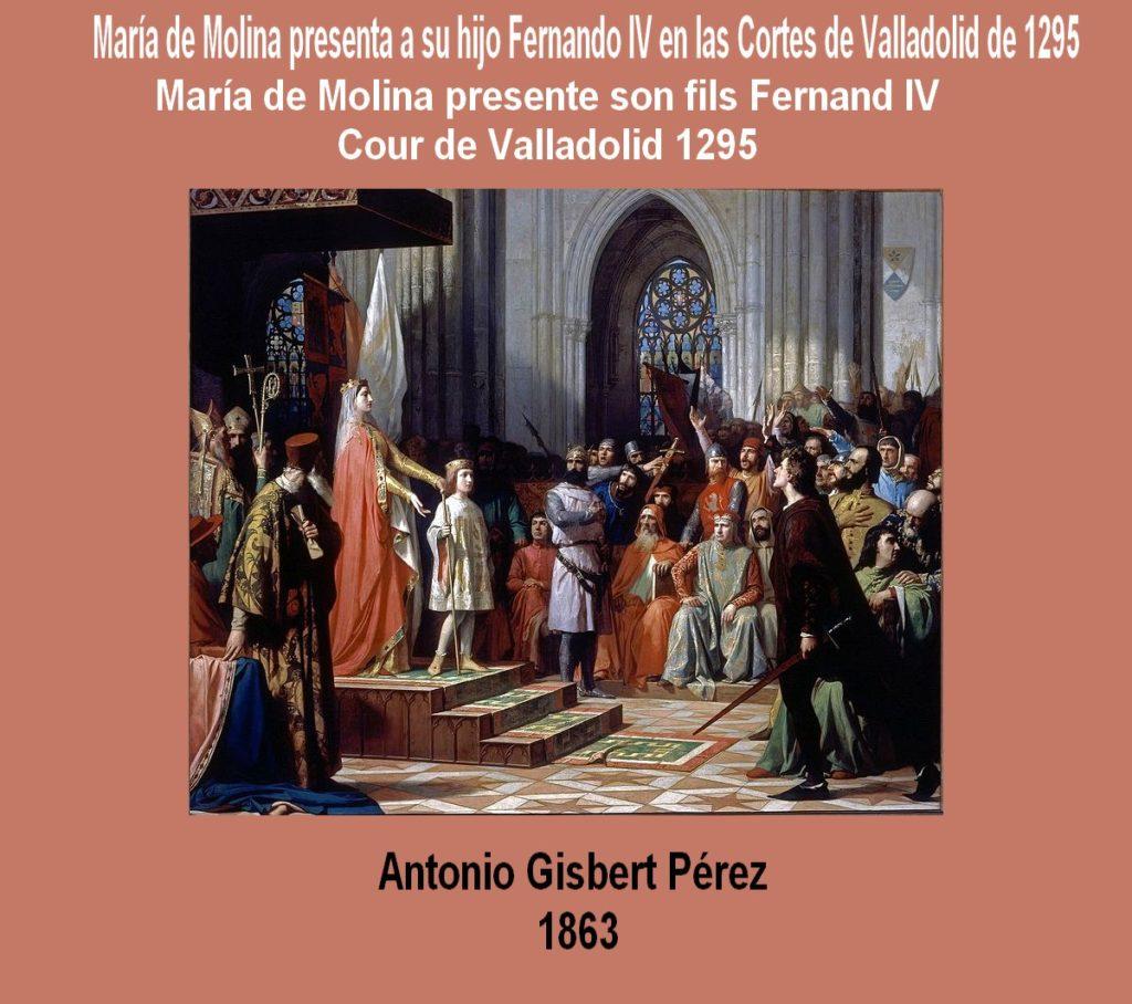 maria_de_molina_presenta_a_su_hijo_a_las_cortes_de_valladolid_1863_antonio_gisbert_perez