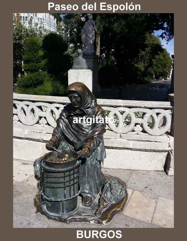 VISITE DE BURGOS - 布尔戈斯 - ブルゴス- Бургос - visitar Burgos • ARTGITATO