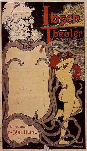 theatre-ibsen-de-vienne-lithographie-de-frank-wedekind-1898