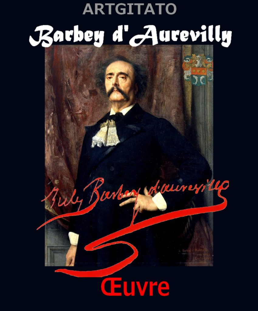 barbey-daurevilly-oeuvre-artgitato