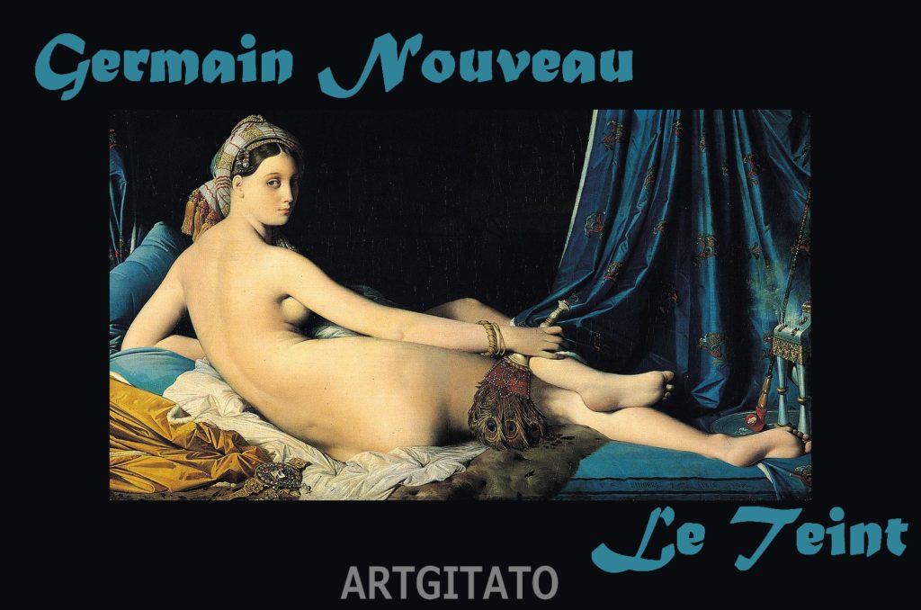 le-teint-germain-nouveau-artgitato-jean-auguste-dominique-ingres-la-grande-odalisque-1814