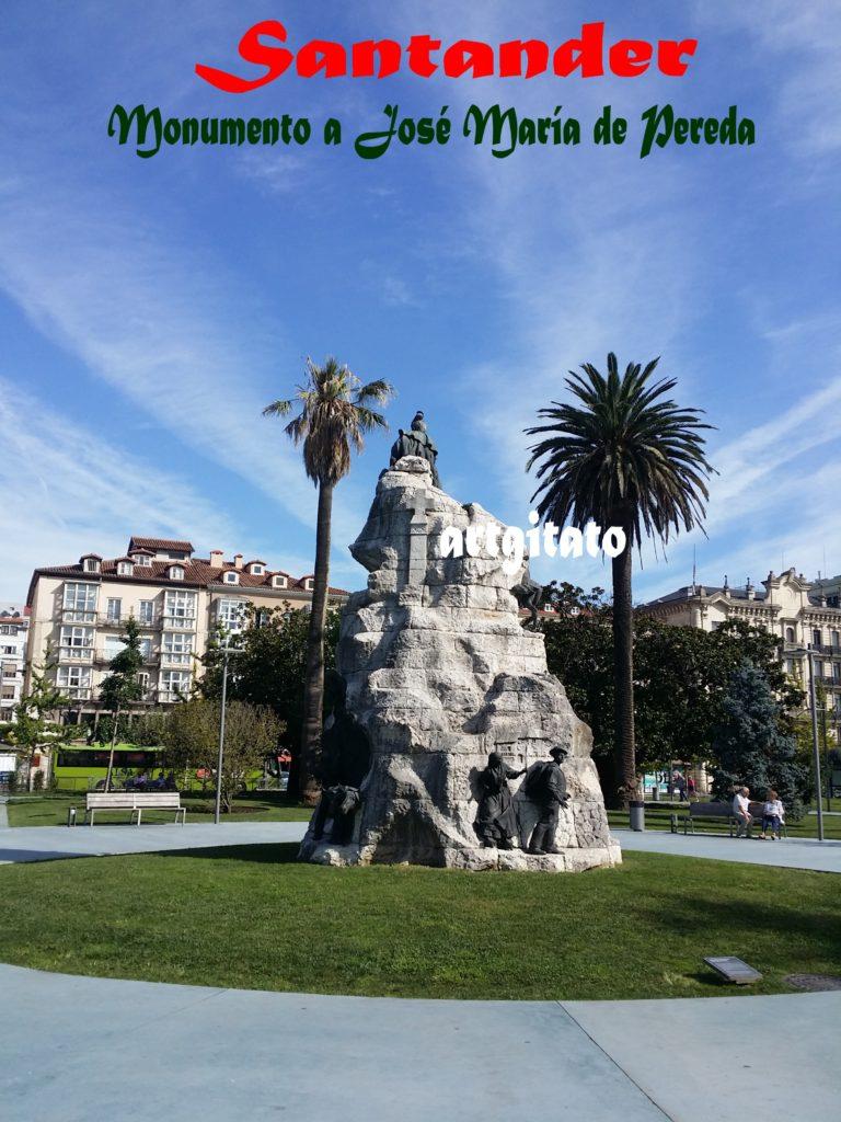 monumento-a-jose-maria-de-pereda-santander-artgitato