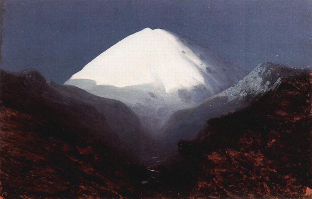 arkhip-kouindji-nuit-de-lune-1890-1895-elbrus