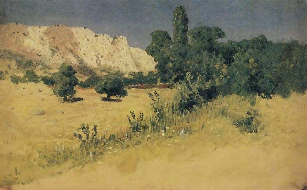 arkhip-kouindji-paysage-de-crimee-1885-1890