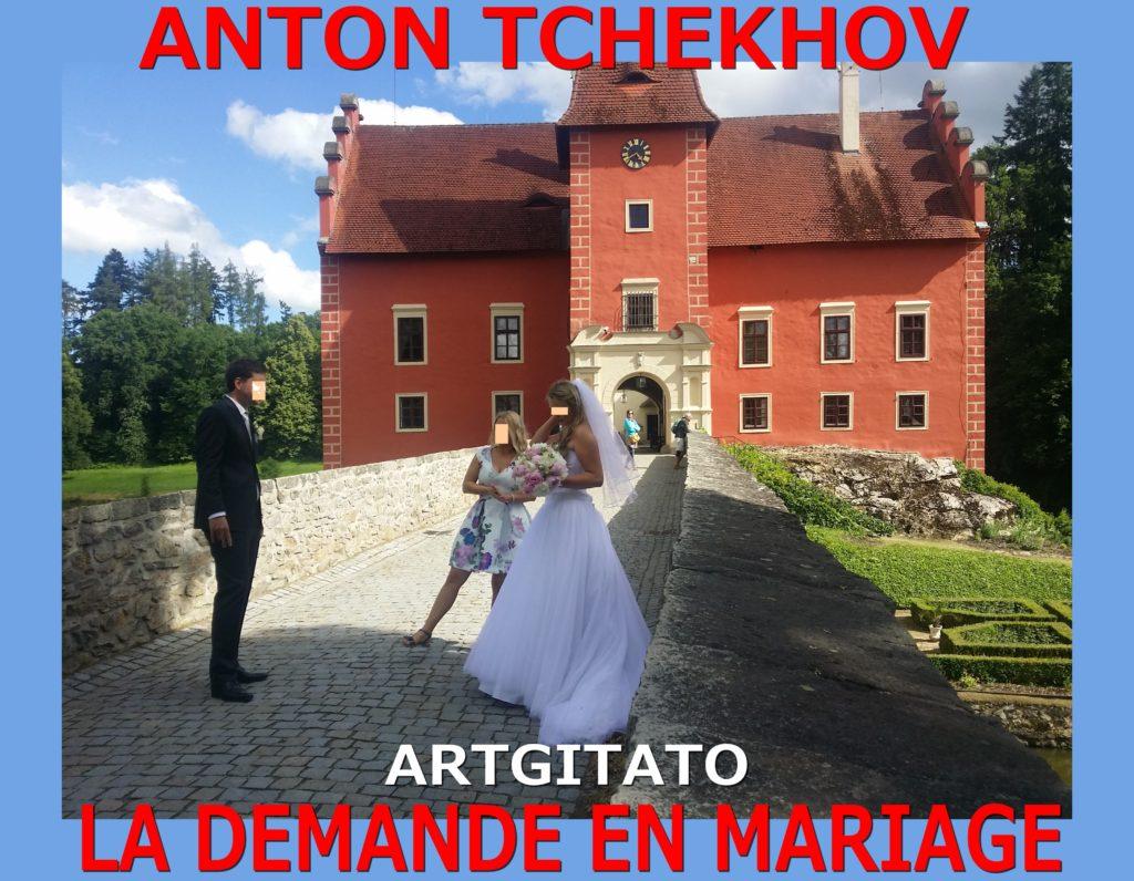 - La Demande En Mariage Tchekhov