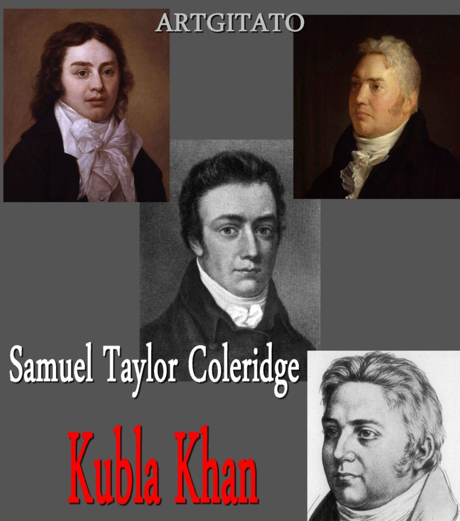 Samuel Taylor Coleridge Traduction Jacky Lavauzelle