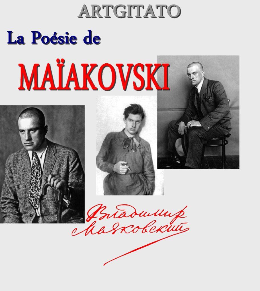Vladimir Maiakovski - Traduction Jacky Lavauzelle