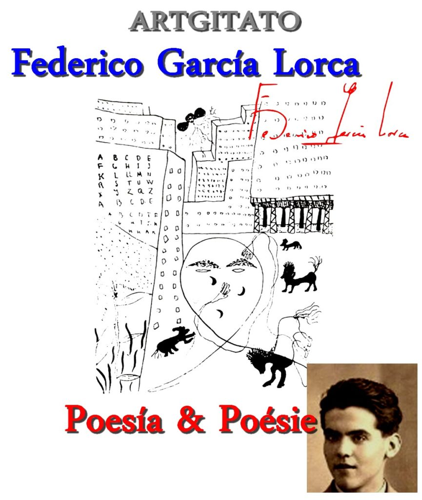 Frederico Garcia Lorca sonetos del amor oscuro