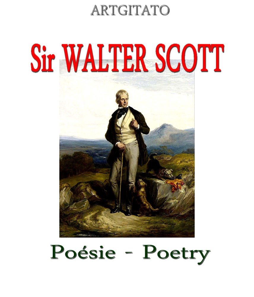 walter scott poeme