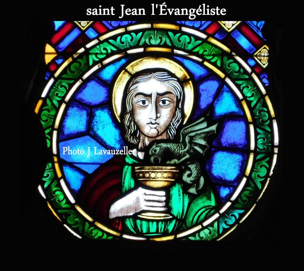saint Jean l'Evangéliste