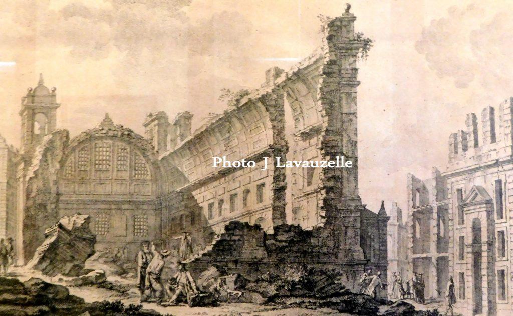 Tremblement de Terre LISBONNE de 1755 - LISBOA O Terremoto de 1 de novembro de 1755