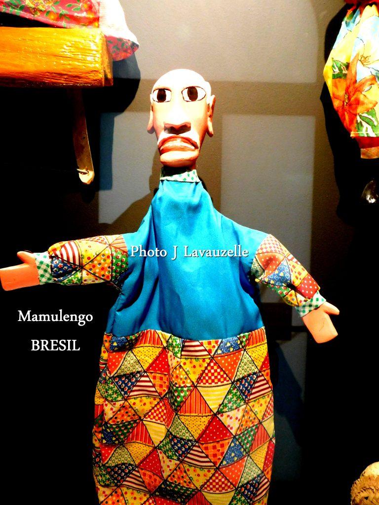 MAMULENGO - MARIONNETTES BRESILIENNES - MUSEE DE LA MARIONNETTE - Museu da Marioneta