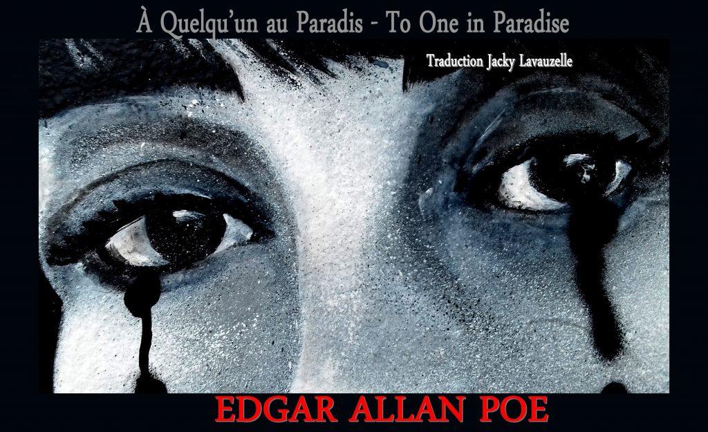 Edgar Poe Poème Trad Jacky Lavauzelle