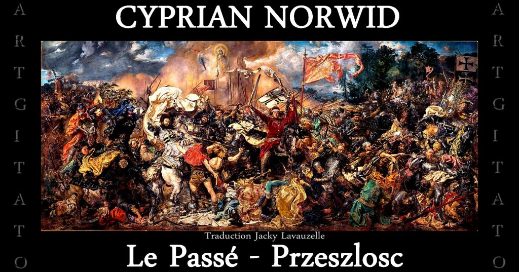 Cyprian Norwid Traduction Jacky Lavauzelle