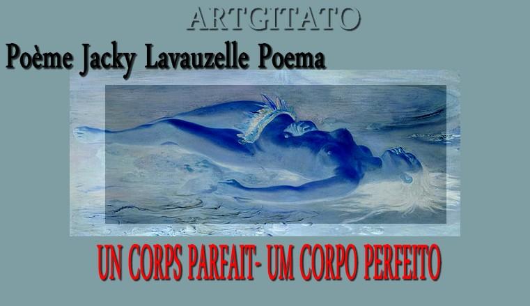 Poème et traduction Jacky Lavauzelle