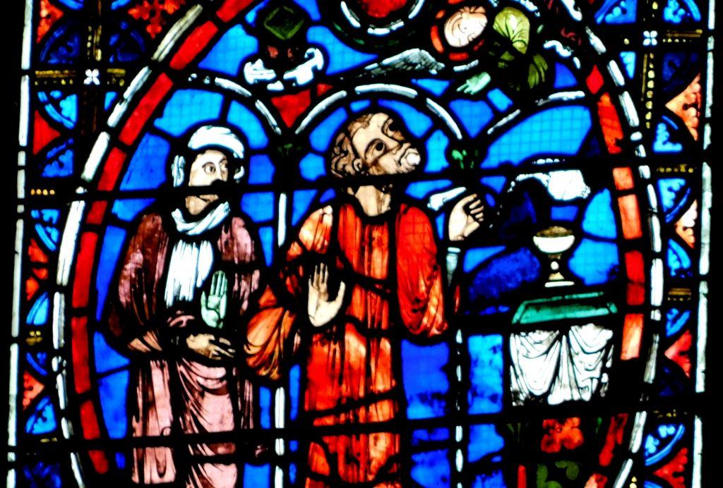 Cathédrale St Jean Lyon Photo Jacky Lavauzelle