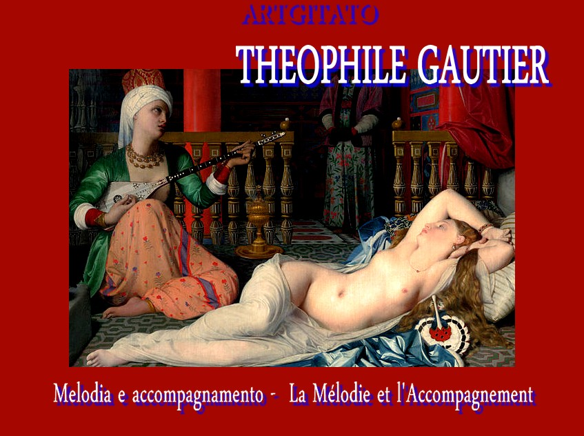 Théophile Gautier Jacky Lavauzelle