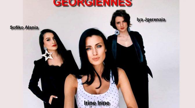 CHANSONS GEORGIENNES – LES PLUS BELLES CHANSONS DE GEORGIE – საქართველოს ულამაზესი სიმღერები –
