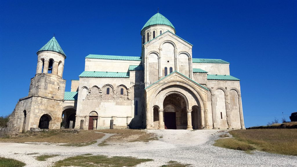 cathédrale de Bagrati Photo Jacky Lavauzelle